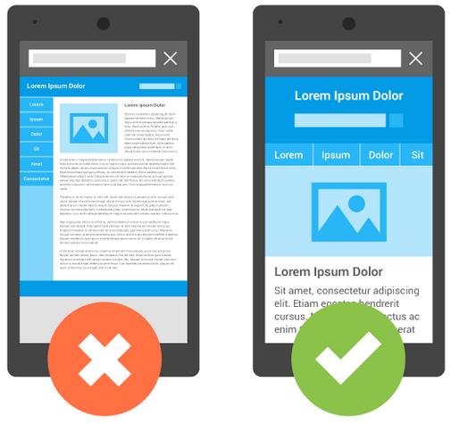optimizovan sajt za mobilne uredjaje